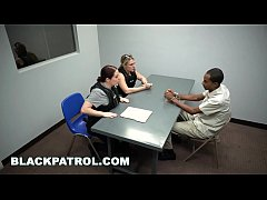 BLACK PATROL - Prostitution Sting Takes Black Pervert Off Of The Streets