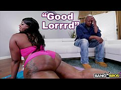 BANGBROS - Prince Yahshua Is Blown Away By Victoria Cakes And Her BIG ASS