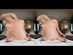 WETVR Busty MILF Teaches Sex Therapy In VR