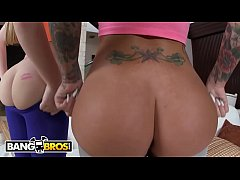 BANGBROS - Christy Mack and Aurielee Summers Fu...