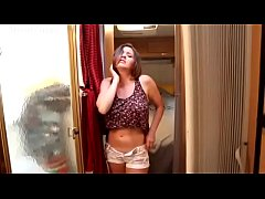 Krissy lynn blackmailed step brother
