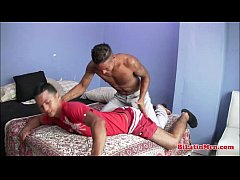 latin bottom gets fucked raw