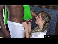 Student Jayla Diamond Is Wrecked By Black Bull ...