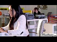 Sex In Office With Nasty Wild Busty Worker Girl vid-07