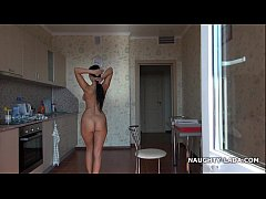 Clip sex Nude for pizza delivery guy