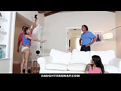 DaughterSwap - Hot Gamer teen...