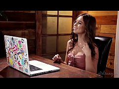The most amazing massage what I ever had! - Riley Reid and Lana Rhoades