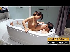 Porncurry - Indian Sex Scandal Desi Boy in Bath...