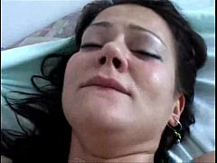 Young Mexican Girlfriend Gets Fucked Hard in Ass