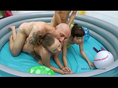Balls Deep Extreme Ass Fucking With Teens Lili Lamour & Mary Lee