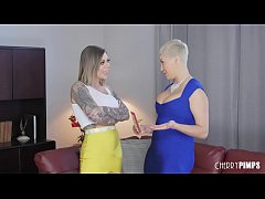 An Exclusive Interview With Tattooed Big Tits Blonde Karma Rx