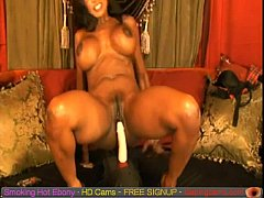 Ebony Babe Toys and...