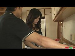 Clip sex Hot milf Manami Komukai best blowjob ever
