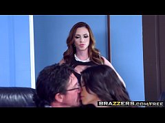 Brazzers - Real Wife Stories - Ariella Ferrera Veronica Rodriguez and Tommy Gunn -  A Dick Before Divorce