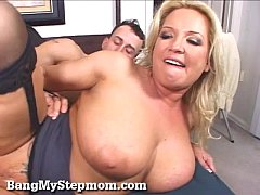 Busty Blonde Wife Cheats...