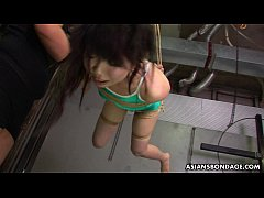Clip sex Asian freak tied up to be sexually t. by some pervs