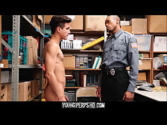 Twink Caught Shoplifting Fucked...