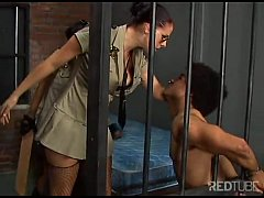 Gianna Michaels and Lacey Duvalle in Strapon Army