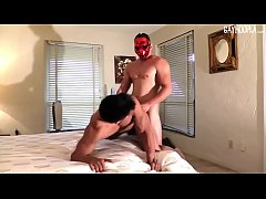 Asian Pinoy Jock Takes Big Masked Cock For The Win