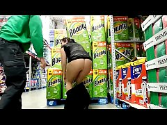 Grocery Store - Upskirt Milf - PREVIEW