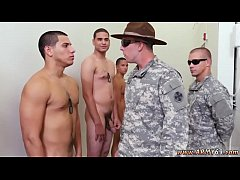 Navy gay sexy boy Yes Drill Sergeant!