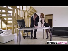 Babes - Office Obsession - Stress Relief starri...