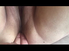 Milf Cindy freshly shaved and horny as hell Part 1