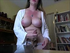 Busty Shecock Hot Solo On Webcam