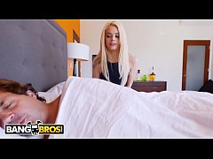 BANGBROS - Blonde Teen Elsa Jean Wants To Ride ...