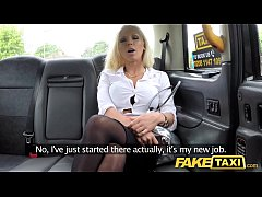 Fake Taxi Hot estate...