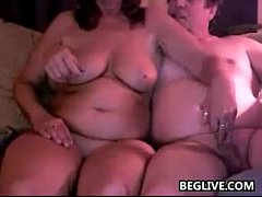 Fat Married Couple Fucking