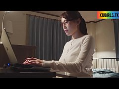 Japanese Wife At Home Alone