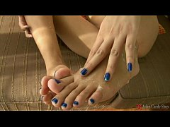 Asian Fucking and Footjobs