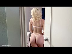 Clip sex Thick blonde Allie Nicole's homemade amateur sex-tape