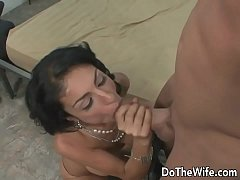 Man likes hot wife taking another man's big cock