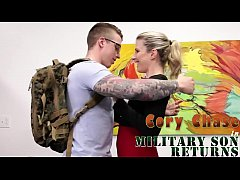 Cory Chase in My Military Son Returns