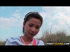 Daring Asian Amateur Gives...