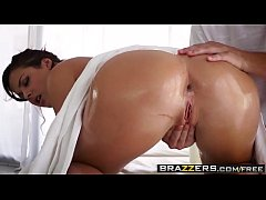 Brazzers - Dirty Masseur -  Oiling Up The Clien...