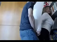 Cute Girl Fucking In Library - hubxxxporn.com