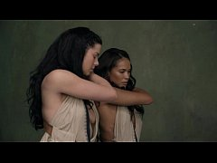 Lesley-Ann Brandt y Jessica Grace Smith - Spartacus Gods of the Arena (2011) Temp1 Ep3