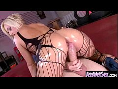 Big Ass Get Oiled Then Deep Anal Nailed (kate e...