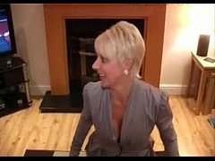 Mature Blonde Enjoys Multiple Facials