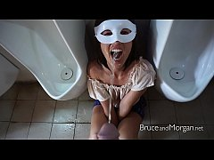 Clip sex Bruce and Morgan - Piss Drinking Compilation
