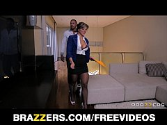 SEXY Spanish real estate agent fucks her client...