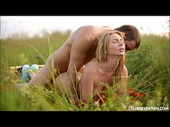 Clip sex outdoor doggystyle fucking