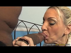 MILF Cala Craves Takes BBC In Front Of Her Son
