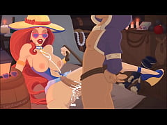 Clip sex League of Legends Miss Fortune's Booty Trap [Pool Party Miss Fortune]