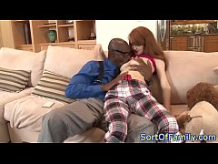 Naughty stepteen pussylicked and fingered