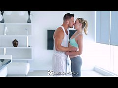 Passion-HD - Cali Sparks and her workout fuck b...