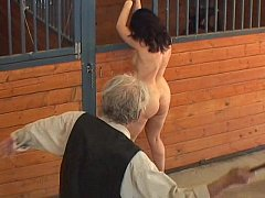 More Naked Whipping